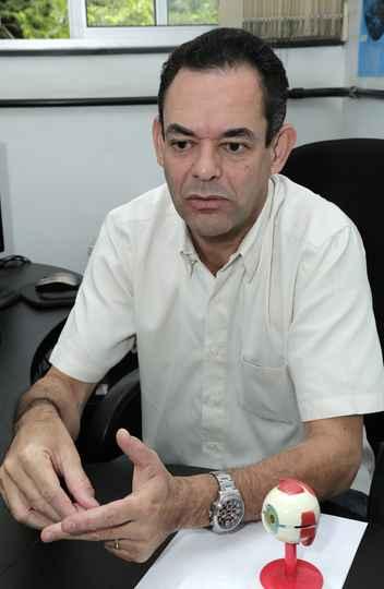 Para professor Armando Cunha, dispositivo trata doenças que podem levar à cegueira