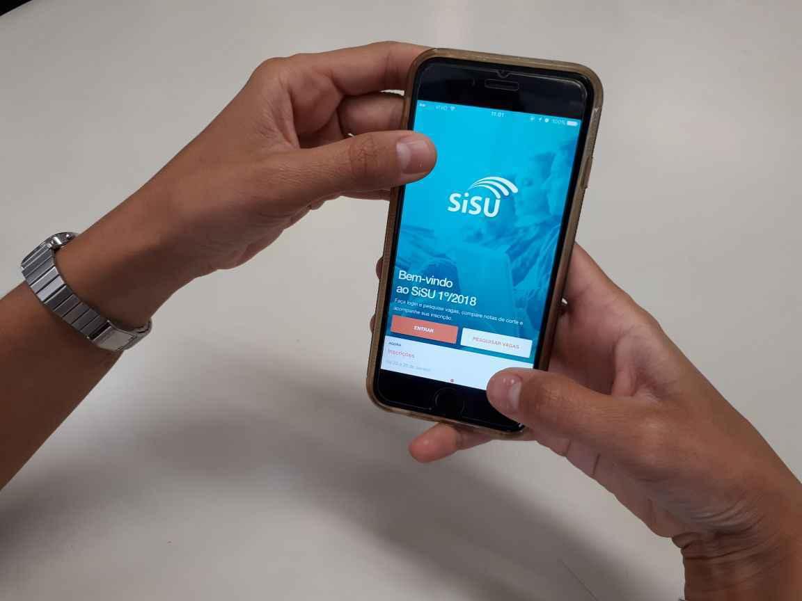 Neste ano são ofertadas pelo Sisu 239.716 vagas em 130 instituições brasileiras
