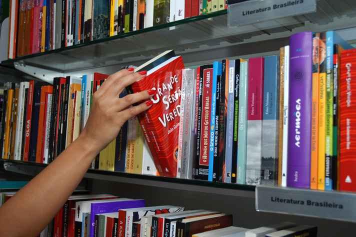 Obras do acervo de bibliotecas da UFMG