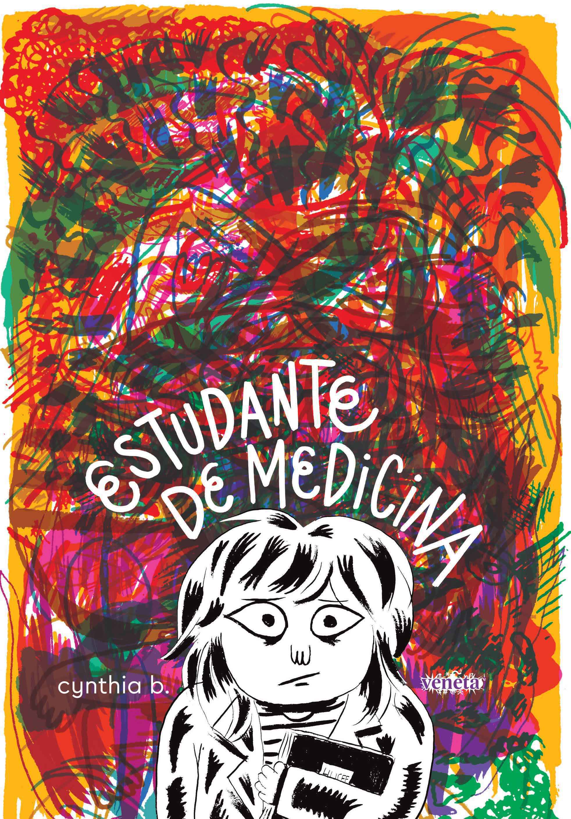 Capa do livro 'Estudante de Medicina', de Cynthia Bonacossa
