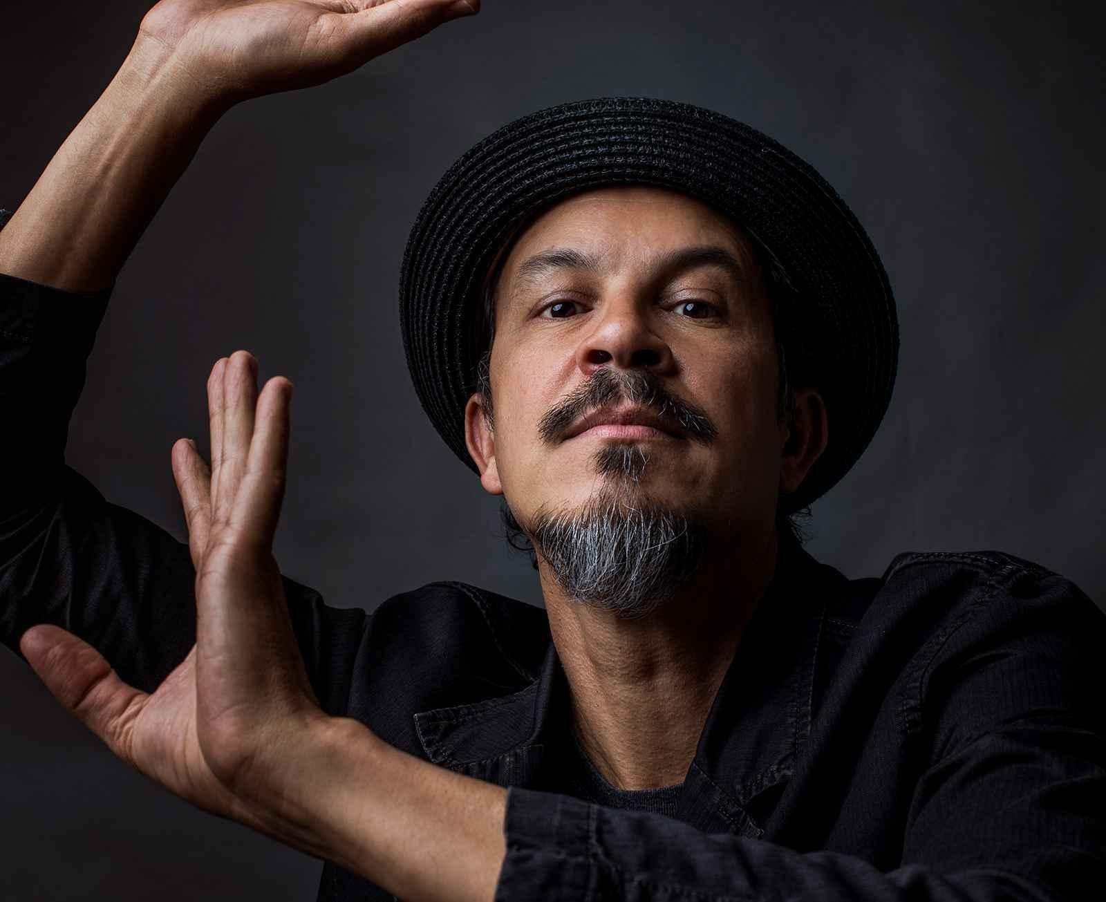 Siba, músico natural de Recife