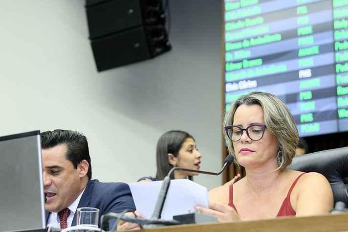 Nely Aquino (PRTB) é a segunda mulher a ocupar a presidência da Câmara de Belo Horizonte