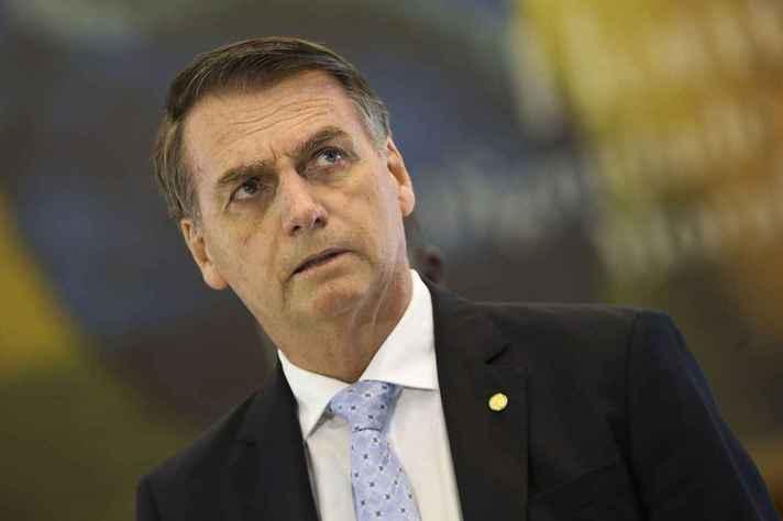 Presidente brasileiro Jair Bolsonaro é frequentemente chamado de fascista por adversários