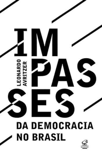 Capa livro Impasses da democracia no Brasil