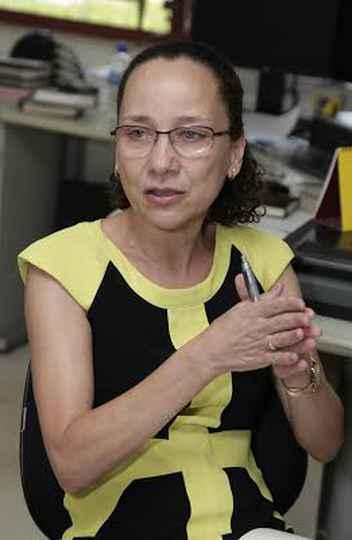 Pró-reitora de Extensão, Benigna Maria de Oliveira