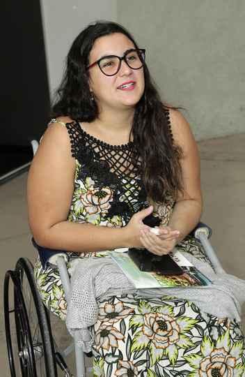 Ana Flávia de Miranda é candidata ao curso de Letras