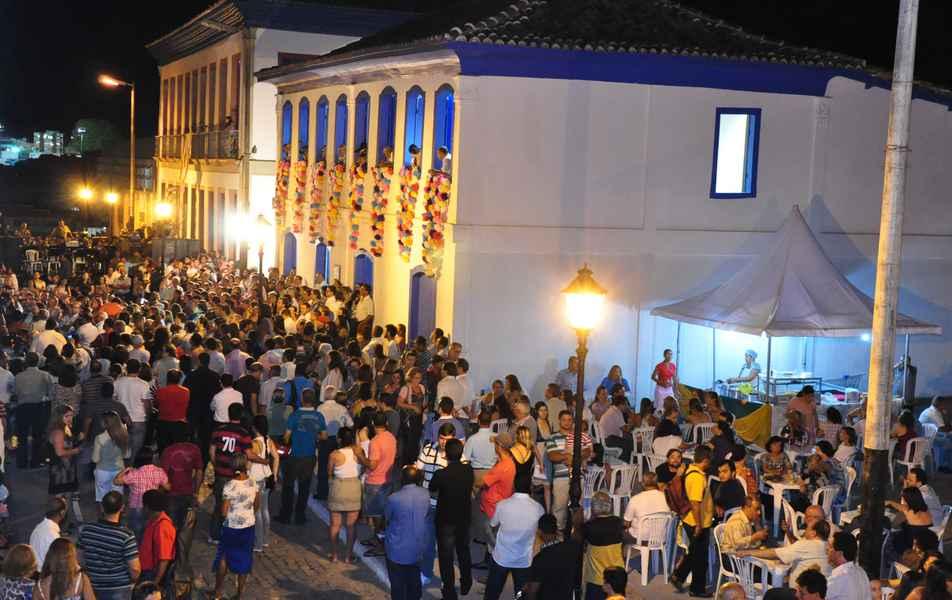 Inauguração do Corredor Cultural