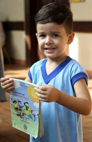 Crianças de zero a cinco anos são o público-alvo prioritário da Campanha Nacional de Vacinação contra o Sarampo