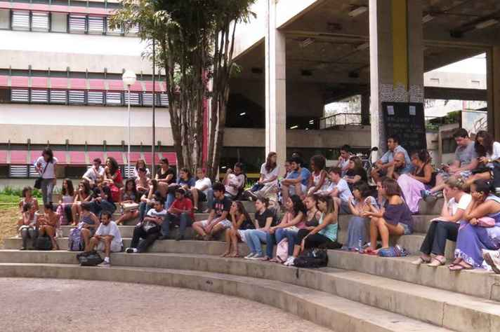 Assembléia será realizada na arena da Fafich no Campus Pampulha.