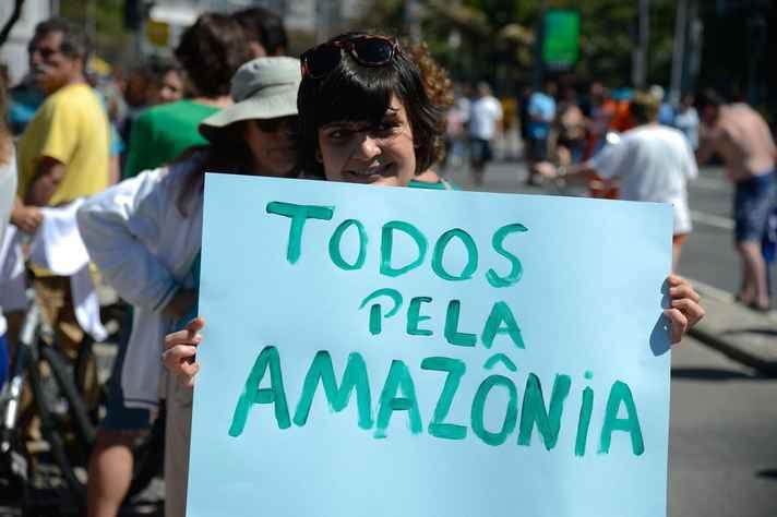 No Brasil, foram 57 pessoas mortas, sendo que 80% defendia os recursos da Amazônia