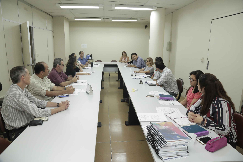 CPA reúne representantes dos três segmentos da comunidade universitária