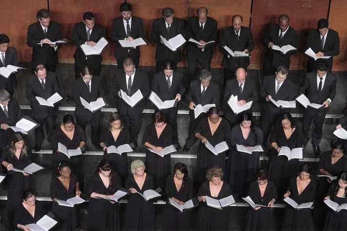 Coral Lírico: 40 anos de atuação em Minas Gerais
