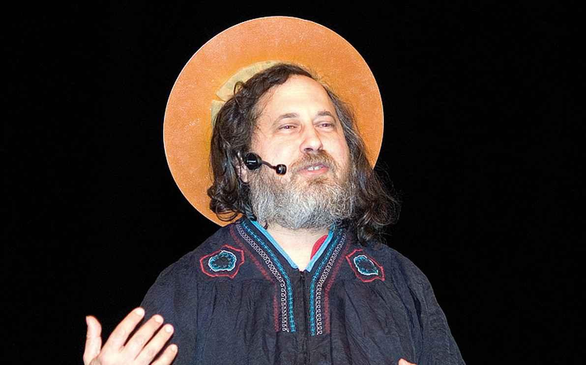 Stallman: crítica à computação móvel e aos 'desserviços bisbilhoteiros'