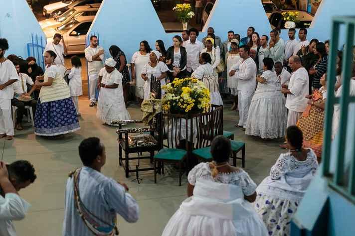 O terreiro de candomblé Ilê Wopo Olojukan, fundado em 1964, é tombado como patrimônio cultural de Belo Horizonte