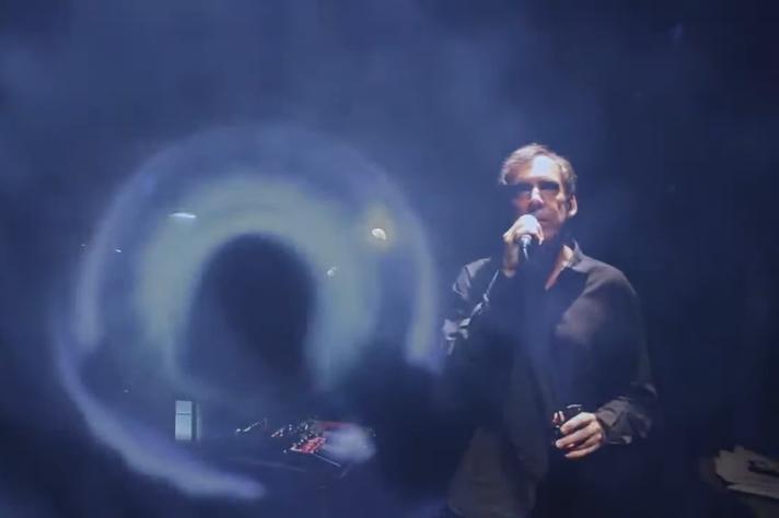 Arnaldo Antunes em vídeo exibido durante a cerimônia: