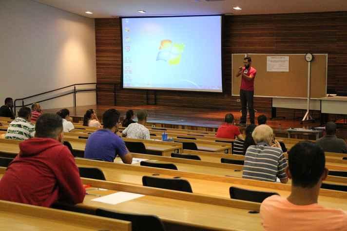 Primeiro vestibular do curso reuniu 114 candidatos em junho