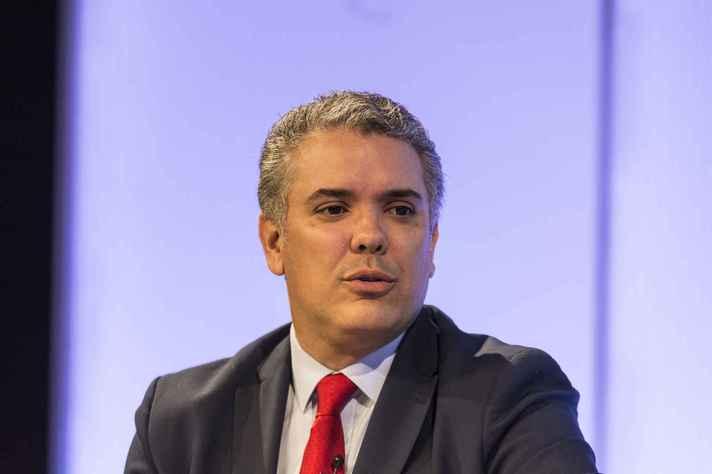 Ivan Duque, novo presidente da Colômbia