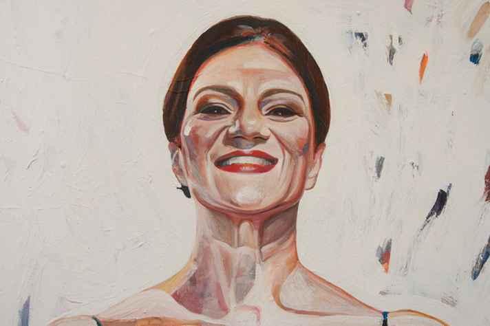 Titane: primeira voz feminina a homenagear Elomar