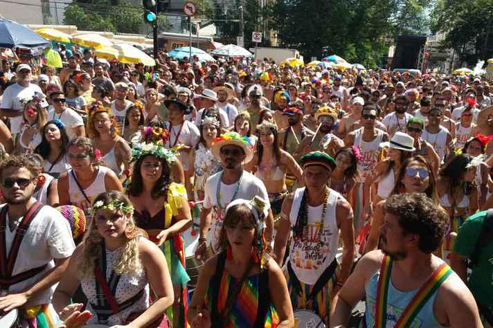 O renascimento do Carnaval de BH está ligado à movimentos de ocupação dos espaços da cidade