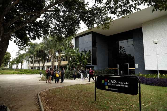 Oficina será realizada no CAD 1, campus Pampulha