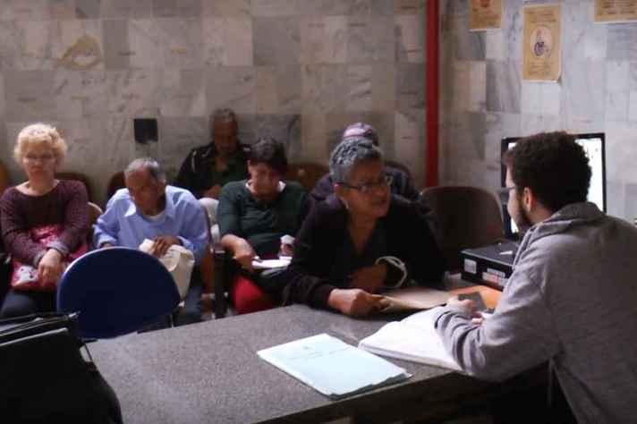 Os atendimentos são realizados pelos estudantes de Direito e Psicologia, sob a supervisão de professores