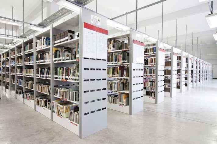 Biblioteca da Face, prédio que sedia encontro no campus Pampulha