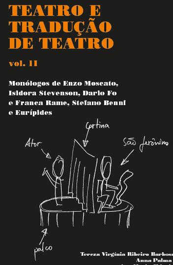 Capa do livro publicado pela Editora Relicário