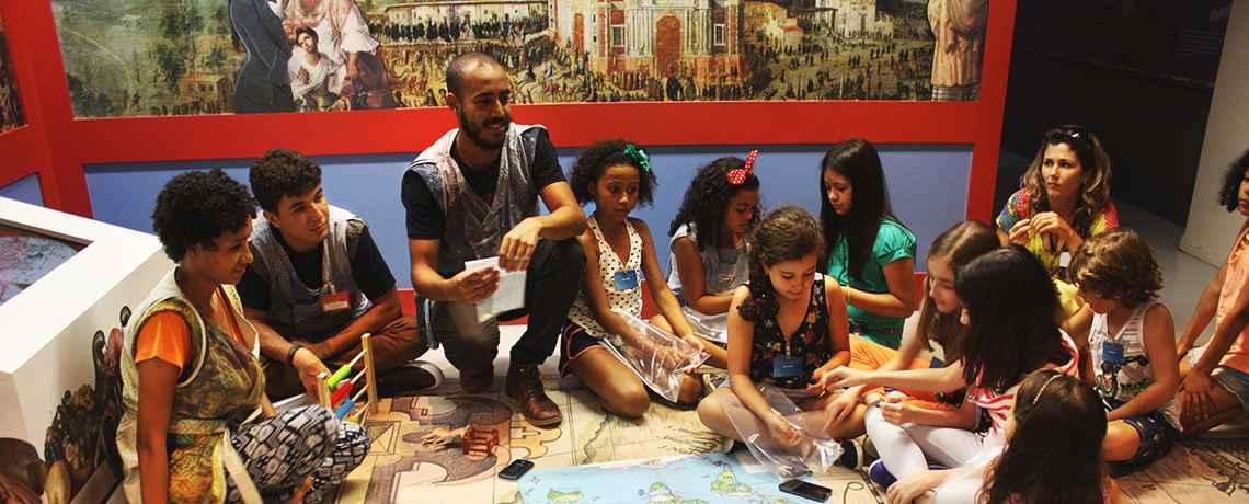 Jogos diversos têm dado o tom da programação do museu
