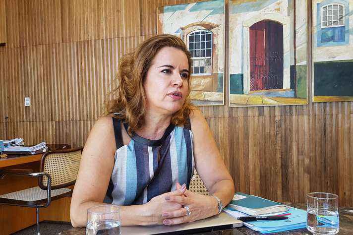 Sandra Goulart Almeida: evento terá reitores de todas as universidades federais