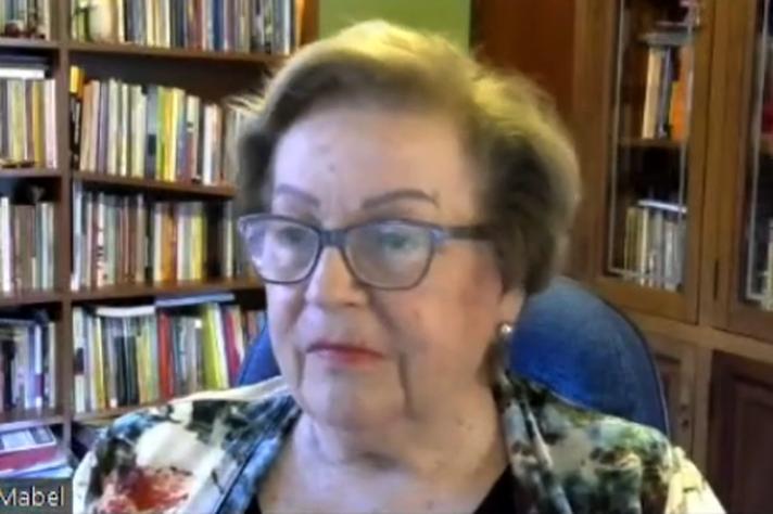 Maria Isabel Cunha: