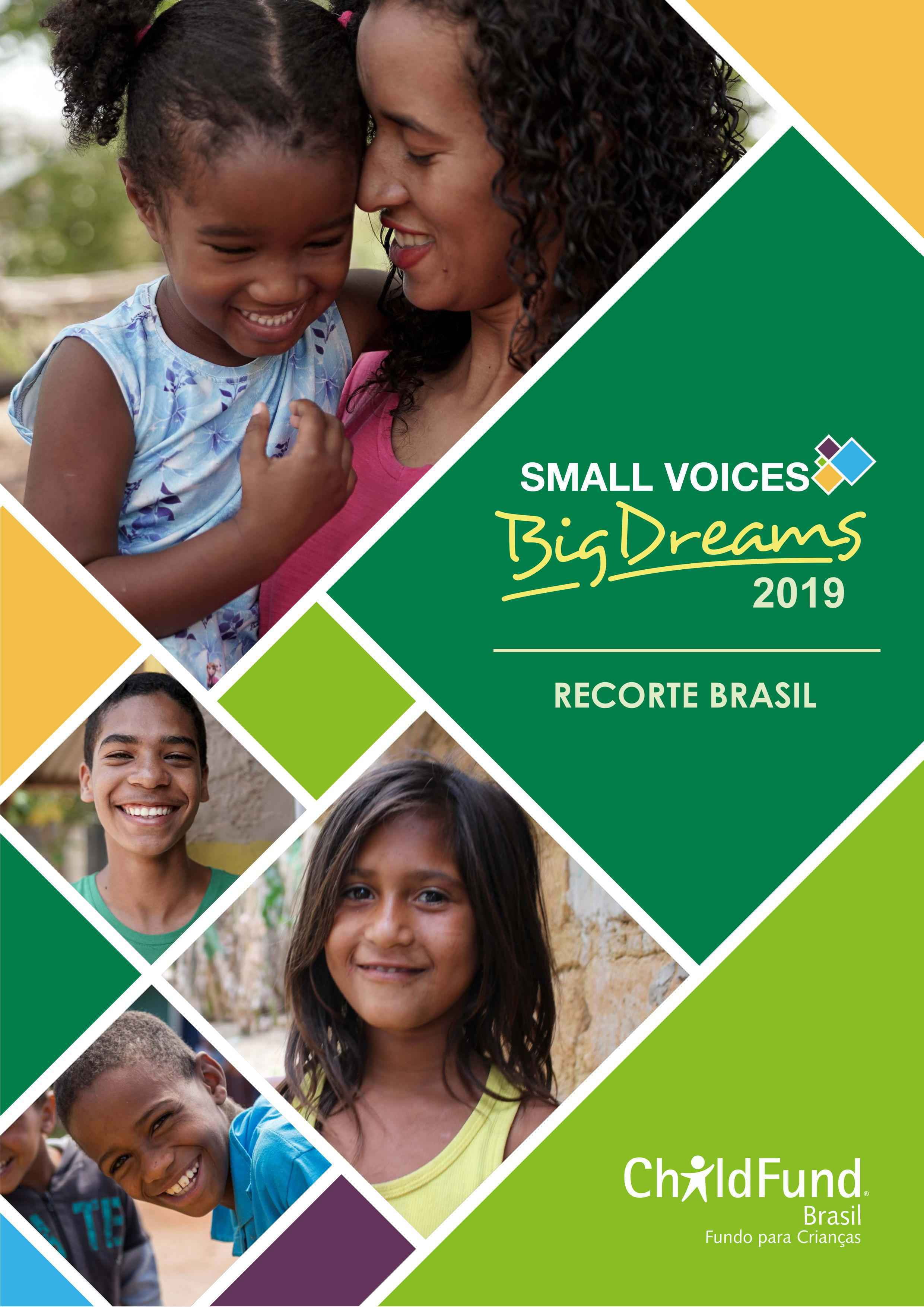 No Brasil, pesquisa entrevistou crianças de oito estados