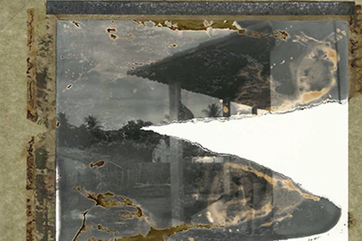 Fotografias do ensaio Iminências, que representam as coleções lugar-memória e lugar ruína