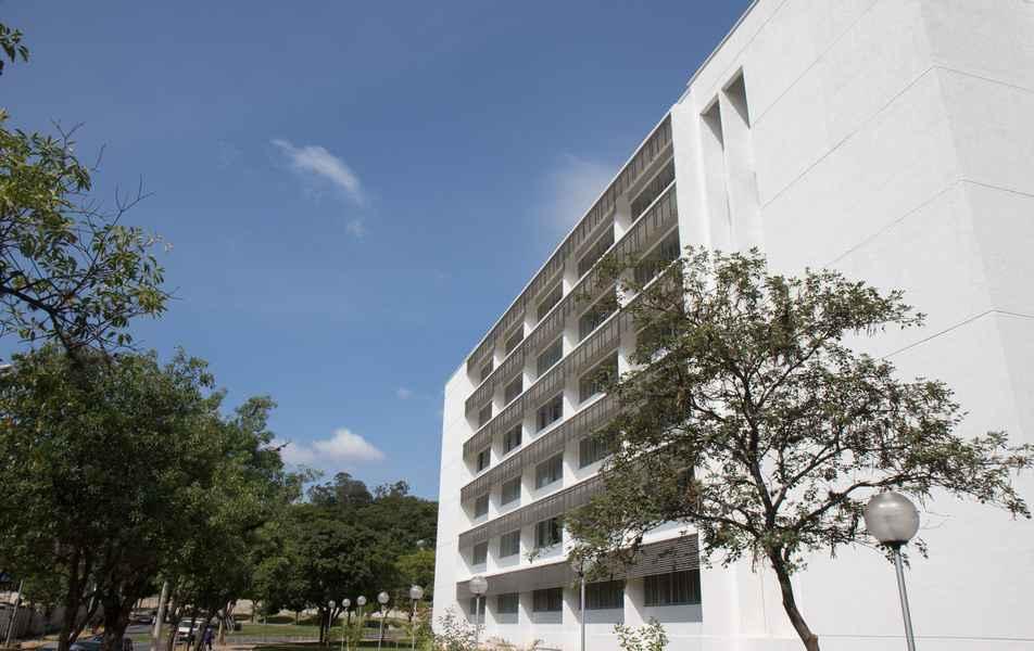 Anexo U do Instituto de Ciências Exatas (ICEx)