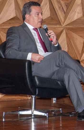 Jaime Ramírez enfatizou a importância de se deixar legado para próximas gerações