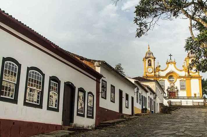 Tiradentes sedia campus cultural da UFMG