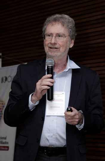 Luiz Davidovich, presidente da Academia Brasileira de Ciência