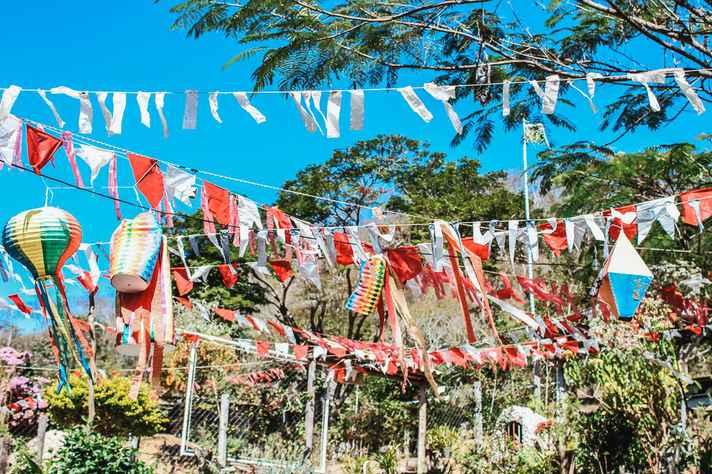 Imagem produzida na oficina de fotografia ministrada por Natália Gomes no quilombo de Pinhões