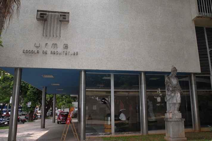 Escola de Arquitetura da UFMG