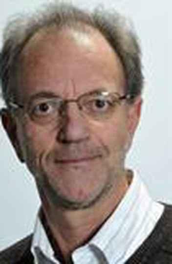 Professor John Van Breda