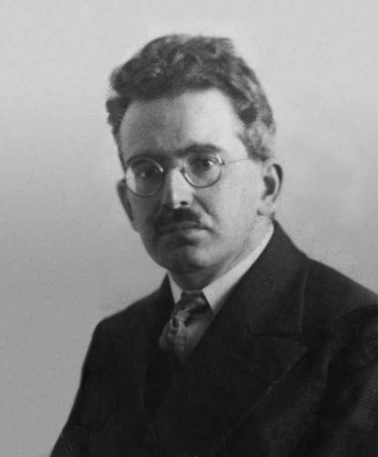 Walter Benjamin, em foto de 1928: