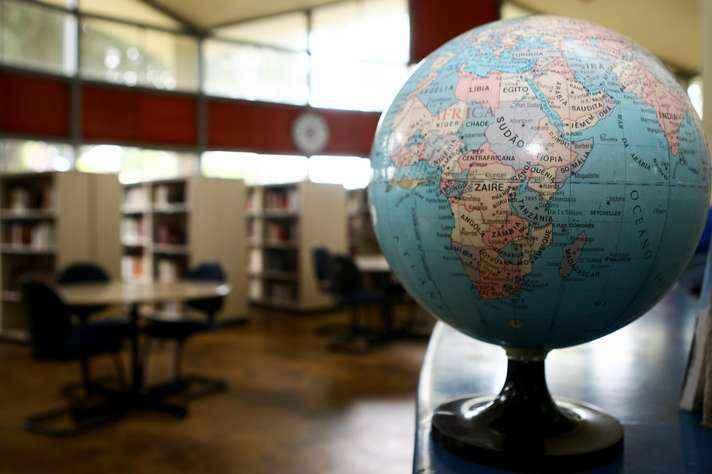 As disciplinas são ofertada a alunos interessados em se preparar para intercâmbio em várias partes do mundo