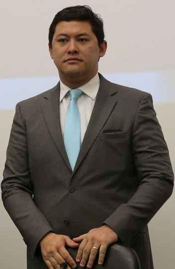 Helton Yomura é substituído pelo atual ministro-chefe da Casa Civil, Eliseu Padilha