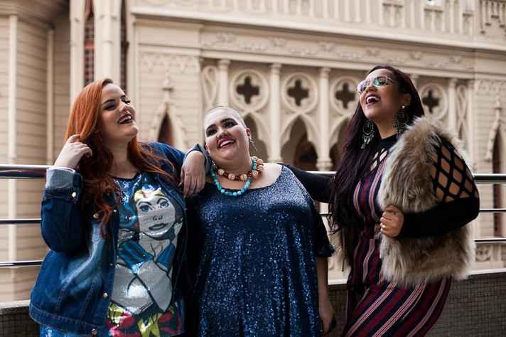 Evento reúne blogueiras de moda plus-size