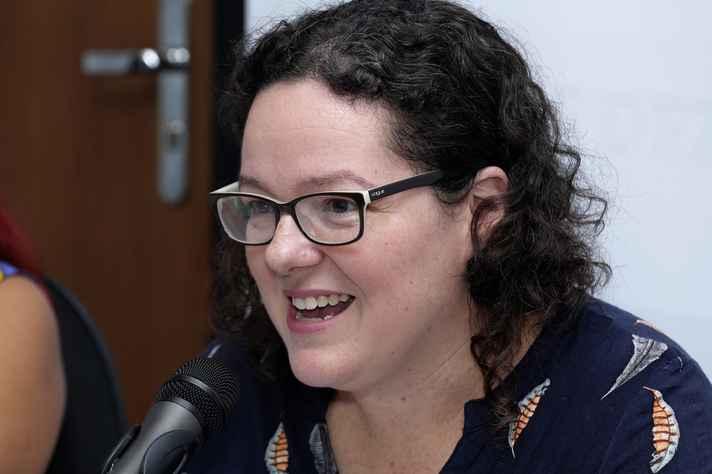 Ângela Marques: inclusão na comunicação pública ainda é um desafio.