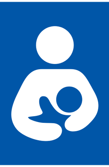 Símbolo internacional da amamentação