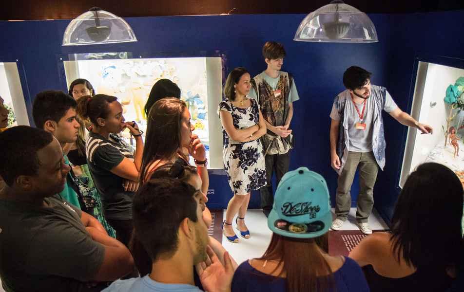 Exposição no Espaço do Conhecimento UFMG