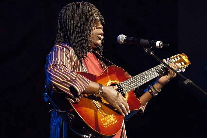 Milton Nascimento é tema de disciplina na Escola de Música da UFMG.