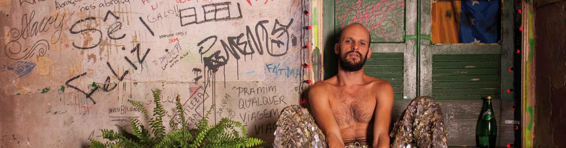 Espetáculo Narciso deu um grito, de Marcelo Veronez