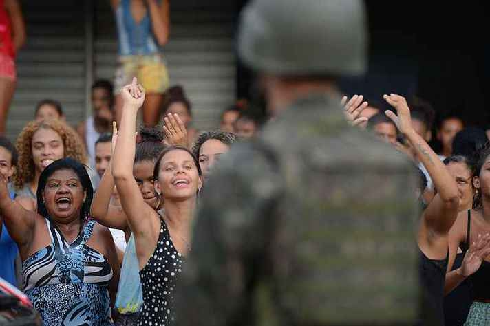 Protesto de mulheres em Vitória (ES)