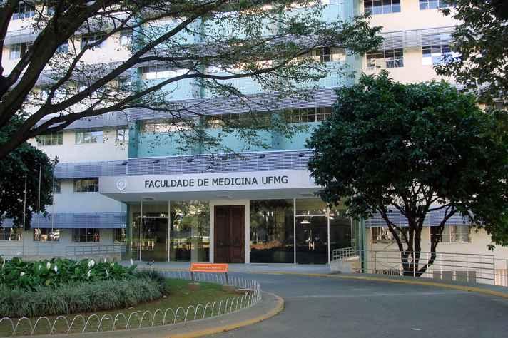 Faculdade de Medicina abriga o curso de Fonoaudiologia da UFMG